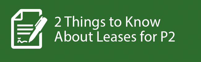 Finance Leases: What Appears in the Year End Financial Statements