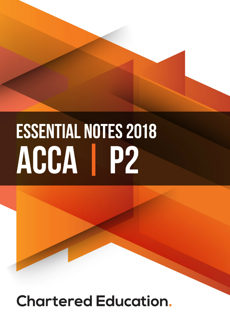 Chartered Education - IFRS and ACCA study material